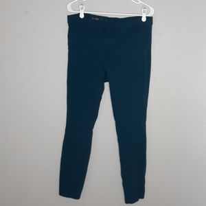 Kut from the Kloth Blue Trouser Skinny Workpants